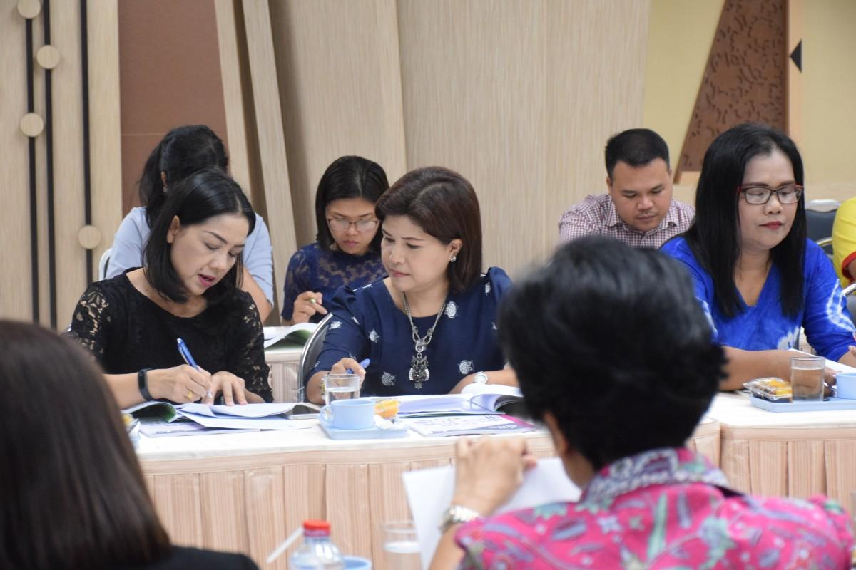 มรภ.นศ. จัดการประชุมการจัดทำรายงานการประเมินคุณธรรมและความโปร่งใส (ITA)-0
