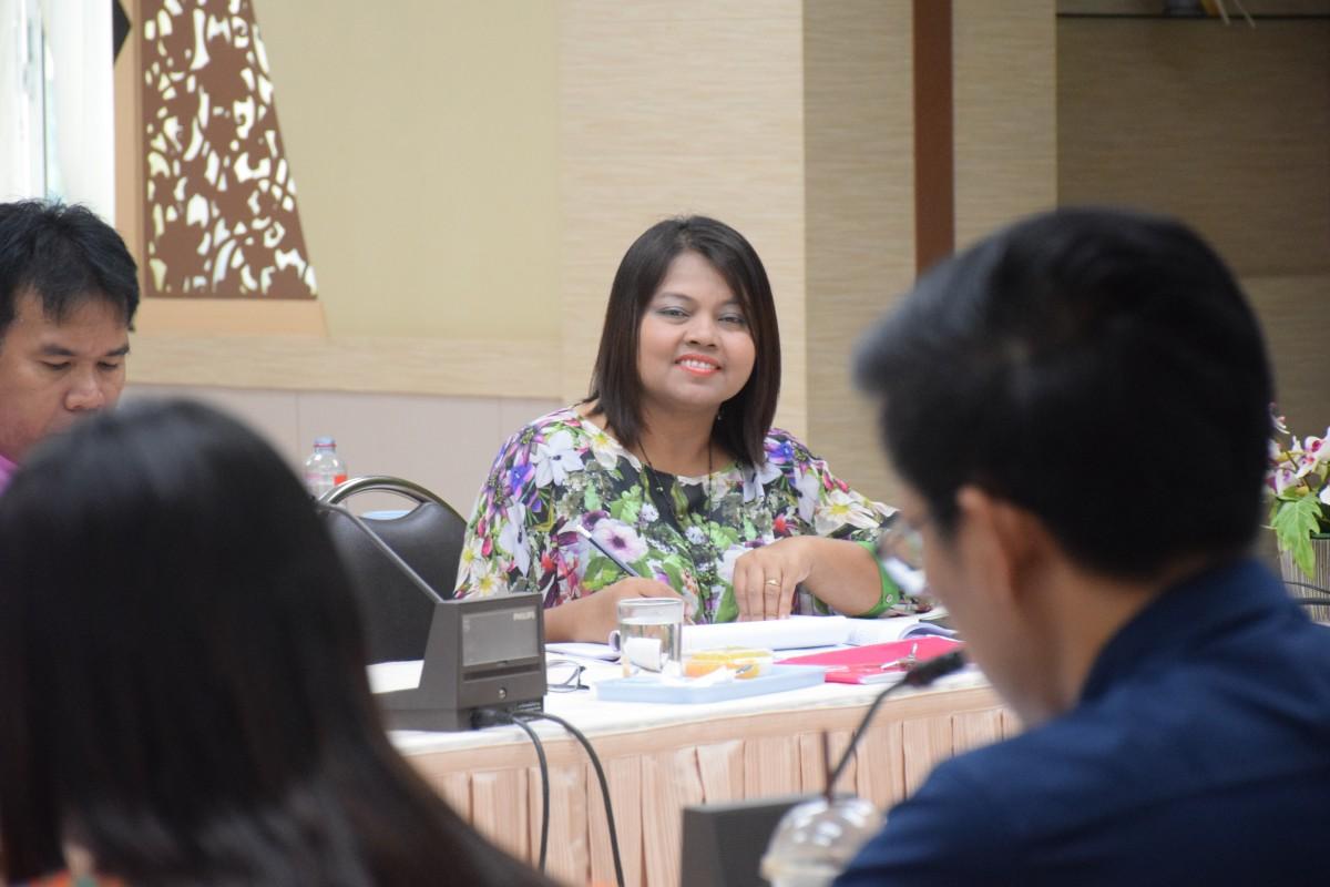 มรภ.นศ. จัดการประชุมการจัดทำรายงานการประเมินคุณธรรมและความโปร่งใส (ITA)-9