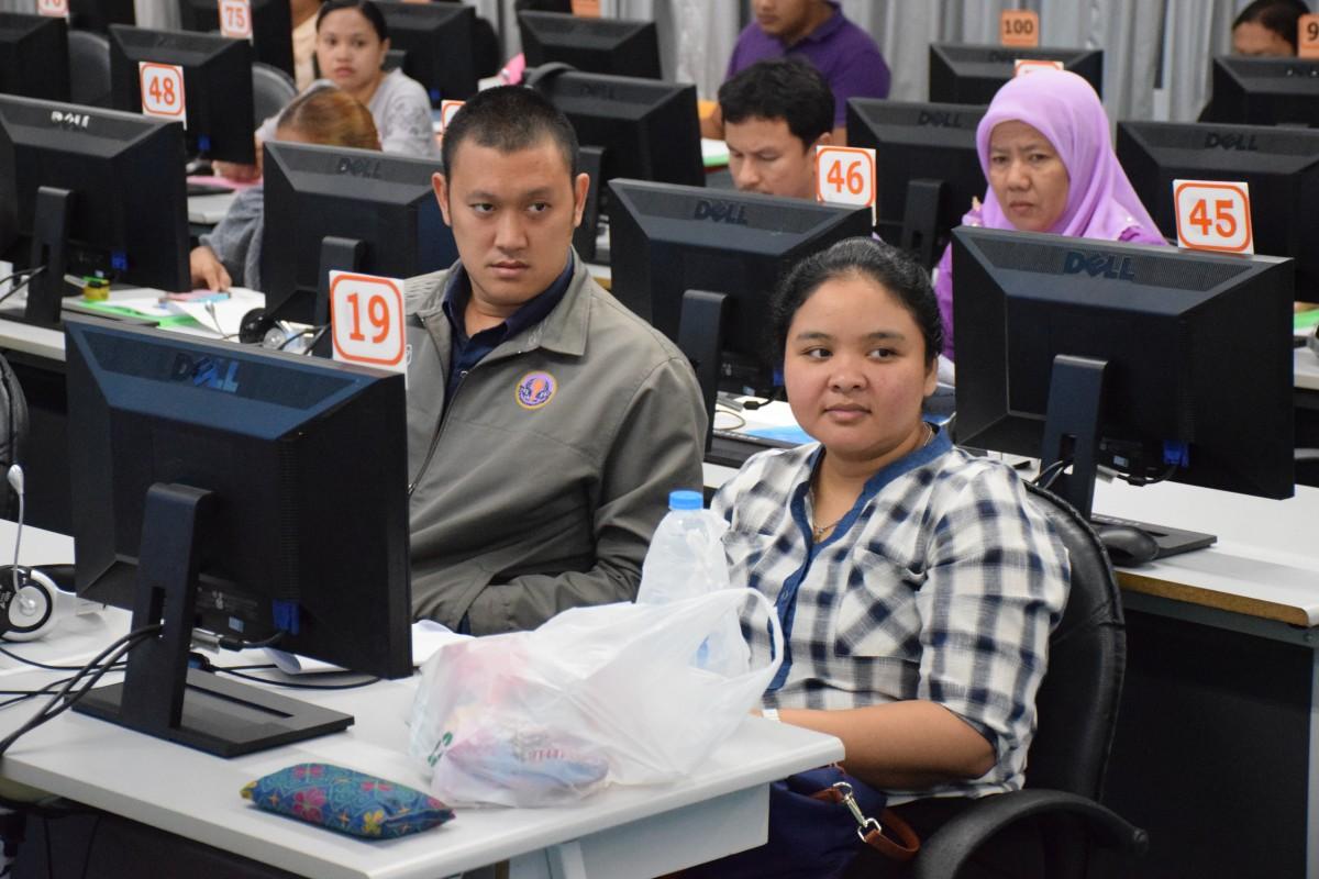 ส่วนมาตรฐานฯ จัดอบรมเชิงปฏิบัติการการใช้งานระบบฐานข้อมูลด้านการประกันคุณภาพ (CHE QA Online) ประจำปีการศึกษา 2561-0