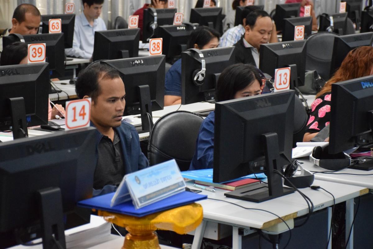 ส่วนมาตรฐานฯ จัดอบรมเชิงปฏิบัติการการใช้งานระบบฐานข้อมูลด้านการประกันคุณภาพ (CHE QA Online) ประจำปีการศึกษา 2561-2