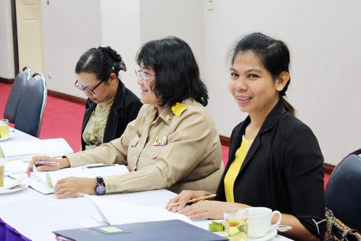 คณะวิทย์ฯ รับการตรวจประกันระดับคณะ ปีการศึกษา 2560-7