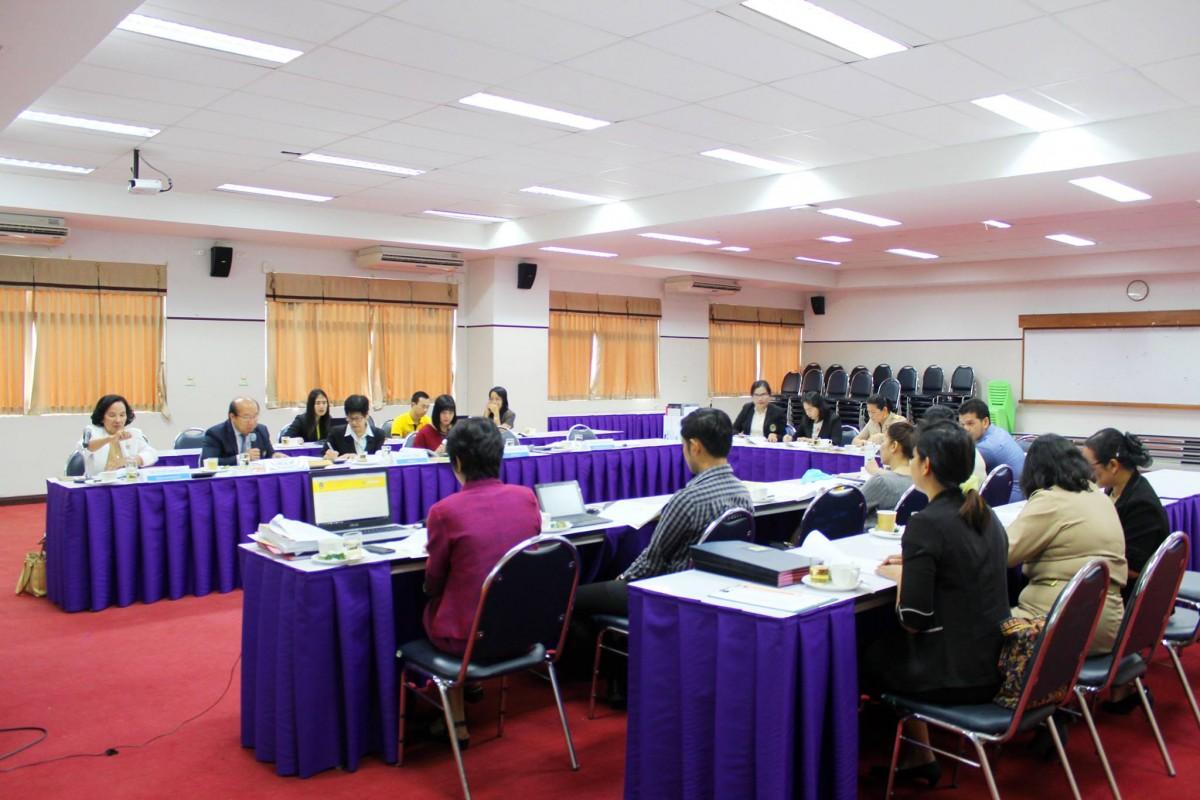 คณะวิทย์ฯ รับการตรวจประกันระดับคณะ ปีการศึกษา 2560-1