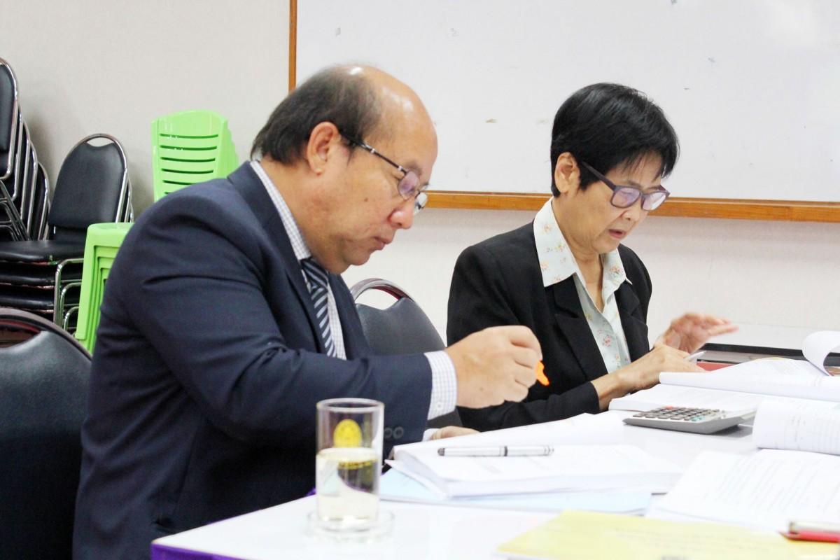 คณะวิทย์ฯ รับการตรวจประกันระดับคณะ ปีการศึกษา 2560-5