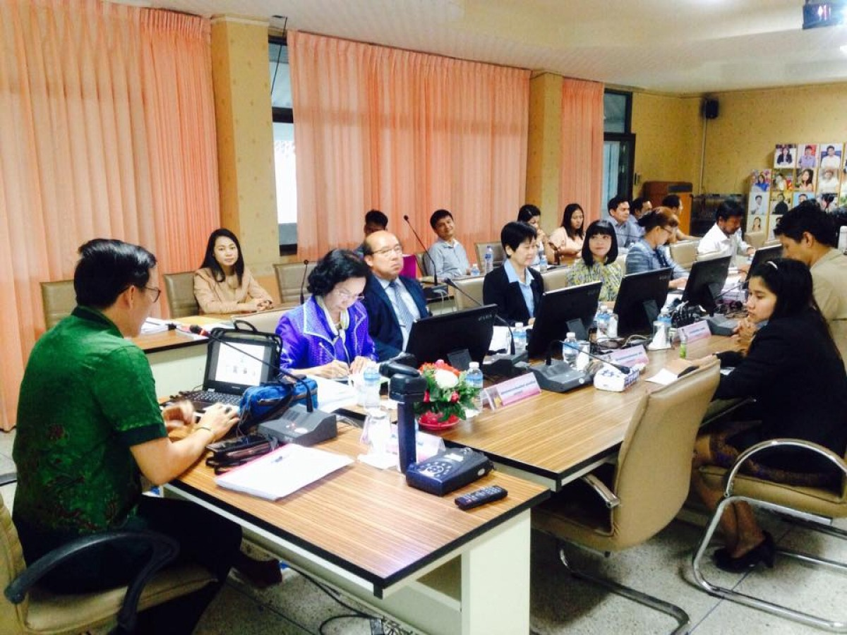 คณะเทคโนฯ รับการตรวจประกันระดับคณะ ปีการศึกษา 2560-5