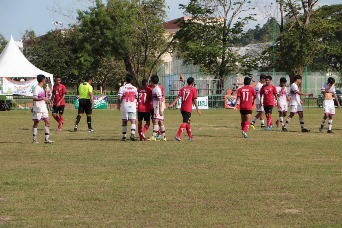 """รายงานผลการแข่งขันกีฬามหาวิทยาลัยแห่งประเทศไทย ครั้งที่ 46 รอบคัดเลือกกลุ่มภาคใต้ """"สารสินเกมส์"""" ประจำวันที่ 13 พฤศจิกายน 2561-7"""
