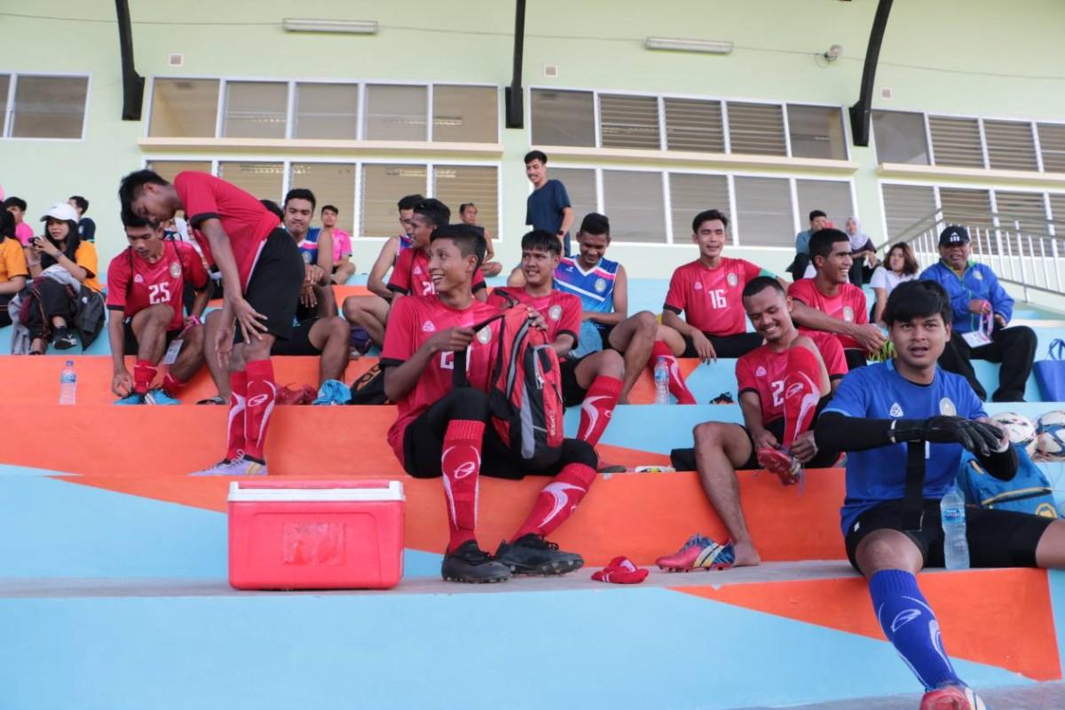 """รายงานผลการแข่งขันกีฬามหาวิทยาลัยแห่งประเทศไทย ครั้งที่ 46 รอบคัดเลือกกลุ่มภาคใต้ """"สารสินเกมส์"""" ประจำวันที่ 13 พฤศจิกายน 2561-5"""