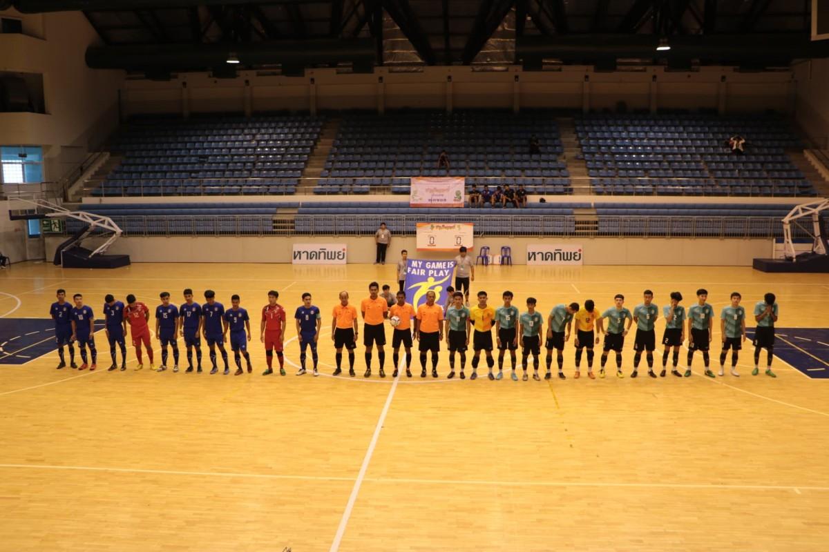 """รายงานผลการแข่งขันกีฬามหาวิทยาลัยแห่งประเทศไทย ครั้งที่ 46 รอบคัดเลือกกลุ่มภาคใต้ """"สารสินเกมส์"""" ประจำวันที่ 13 พฤศจิกายน 2561-3"""
