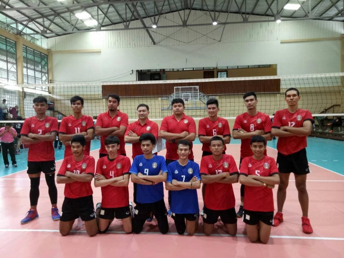 """รายงานผลการแข่งขันกีฬามหาวิทยาลัยแห่งประเทศไทย ครั้งที่ 46 รอบคัดเลือกกลุ่มภาคใต้ """"สารสินเกมส์"""" ประจำวันที่ 13 พฤศจิกายน 2561-8"""