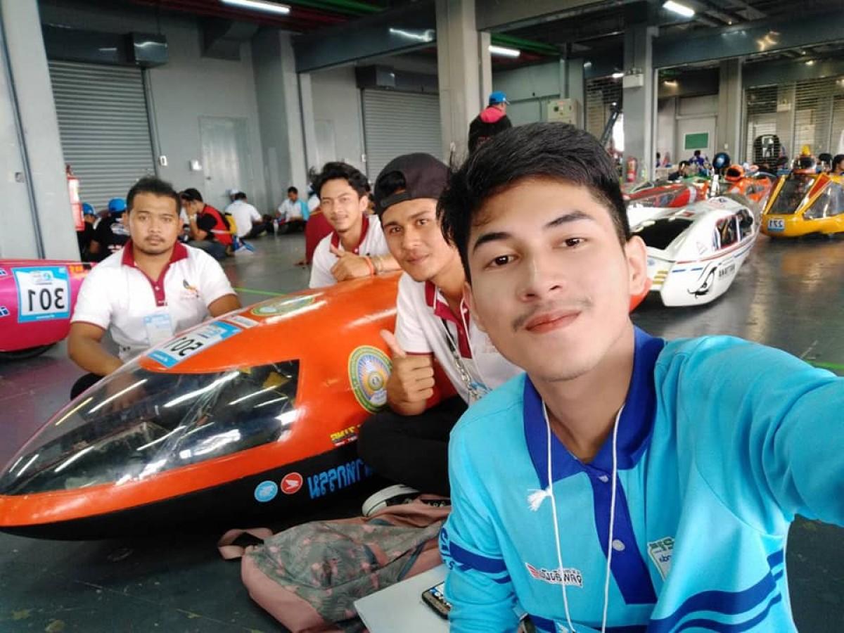วิศวเครื่องกล  คว้ารางวัลชนะเลิศลำดับที่ 5 การแข่งขัน Honda ECO Mileage Challenge ปีที่ 21 ประจำปี พ.ศ. 2561-7