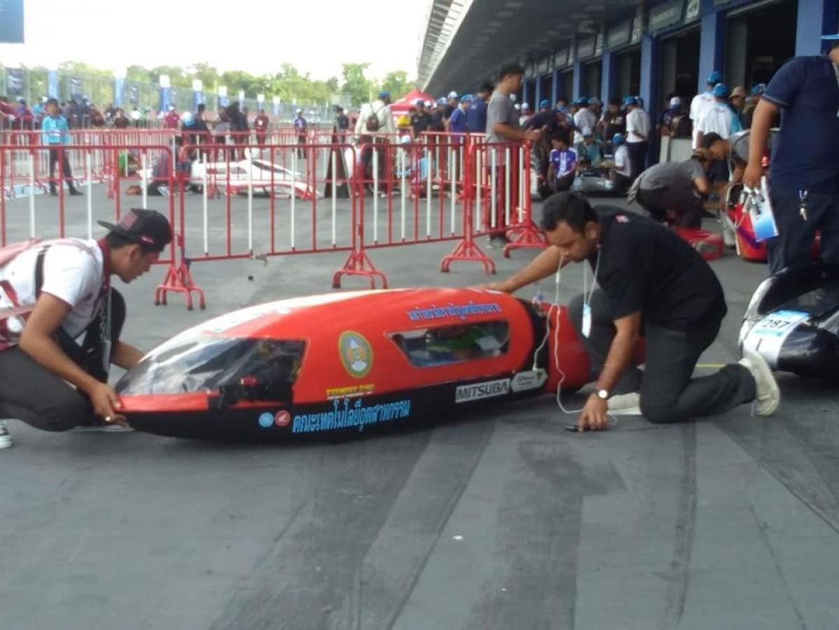 วิศวเครื่องกล  คว้ารางวัลชนะเลิศลำดับที่ 5 การแข่งขัน Honda ECO Mileage Challenge ปีที่ 21 ประจำปี พ.ศ. 2561-2