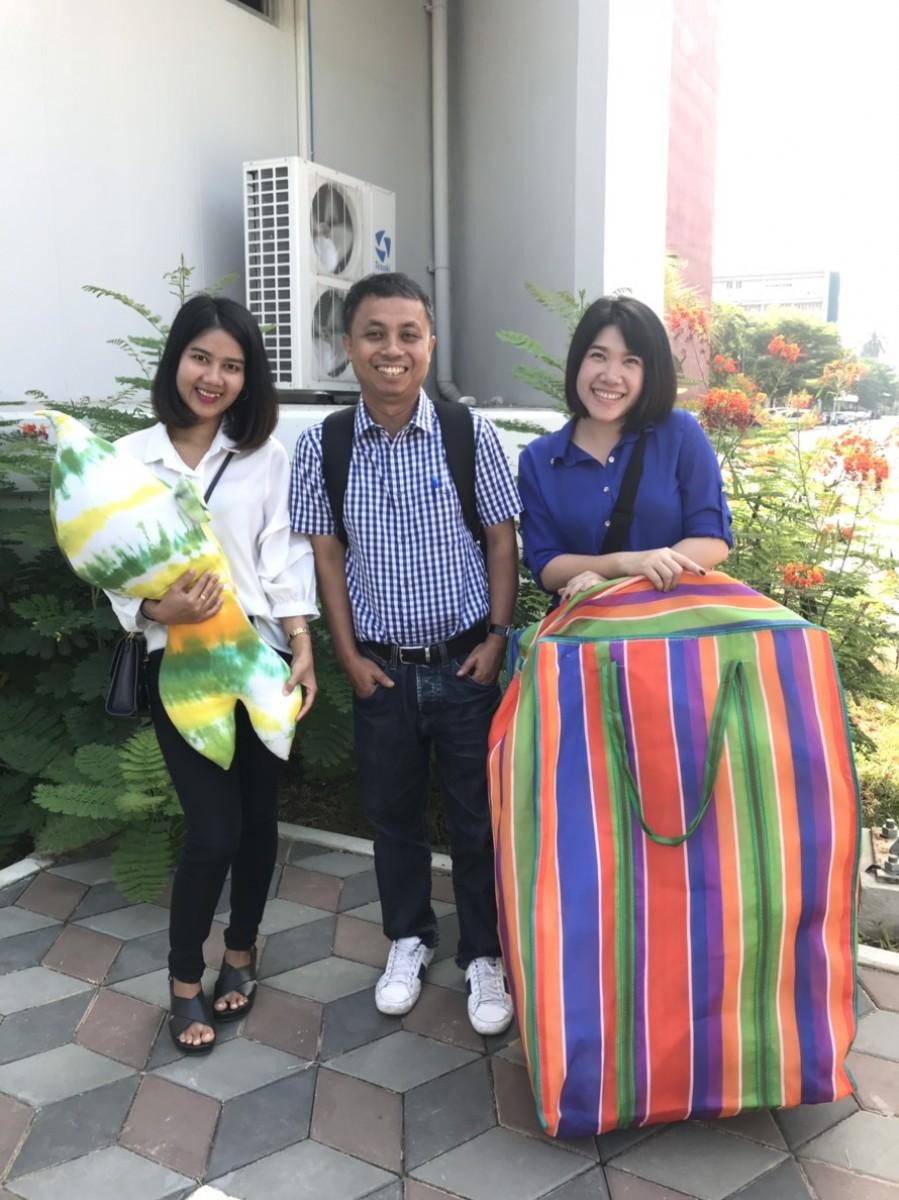 สถาบันวิจัยฯ มรภ.นศ. ร่วมจัดนิทรรศการโครงการท้าทายไทย ABC ในงานประชุมมหาวิทยาลัยราชภัฏวิชาการ ครั้งที่ 5 ณ มหาวิทยาลัยราชภัฏเพชรบุรี-5