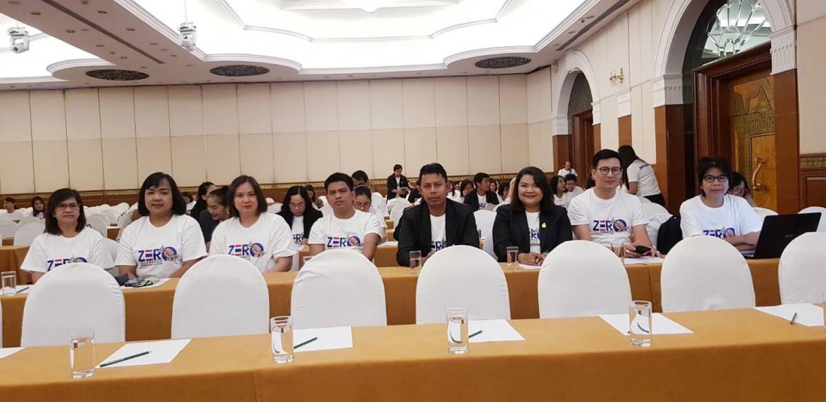 มรภ. นศ. ร่วมกิจกรรมวันต่อต้านคอร์รัปชันสากล (ประเทศไทย) จังหวัดนครศรีธรรมราช-7