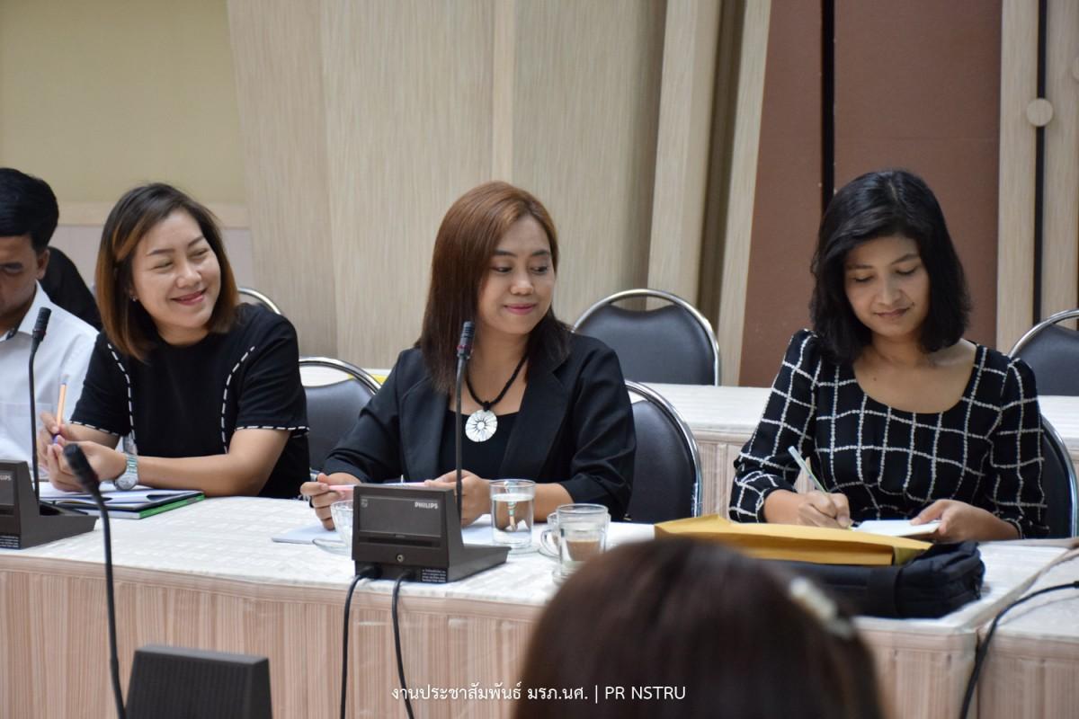 ศูนย์ภาษา จัดประชุมขับเคลื่อนการพัฒนาความสามารถภาษาอังกฤษของนักศึกษาโดยใช้กรอบมาตรฐาน CEFR เป็นฐาน-2