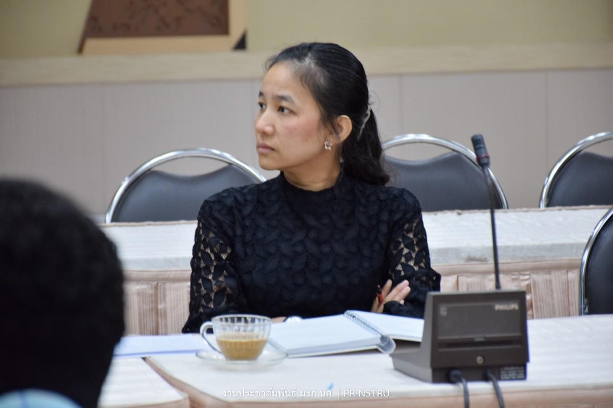 ศูนย์ภาษา จัดประชุมขับเคลื่อนการพัฒนาความสามารถภาษาอังกฤษของนักศึกษาโดยใช้กรอบมาตรฐาน CEFR เป็นฐาน-4