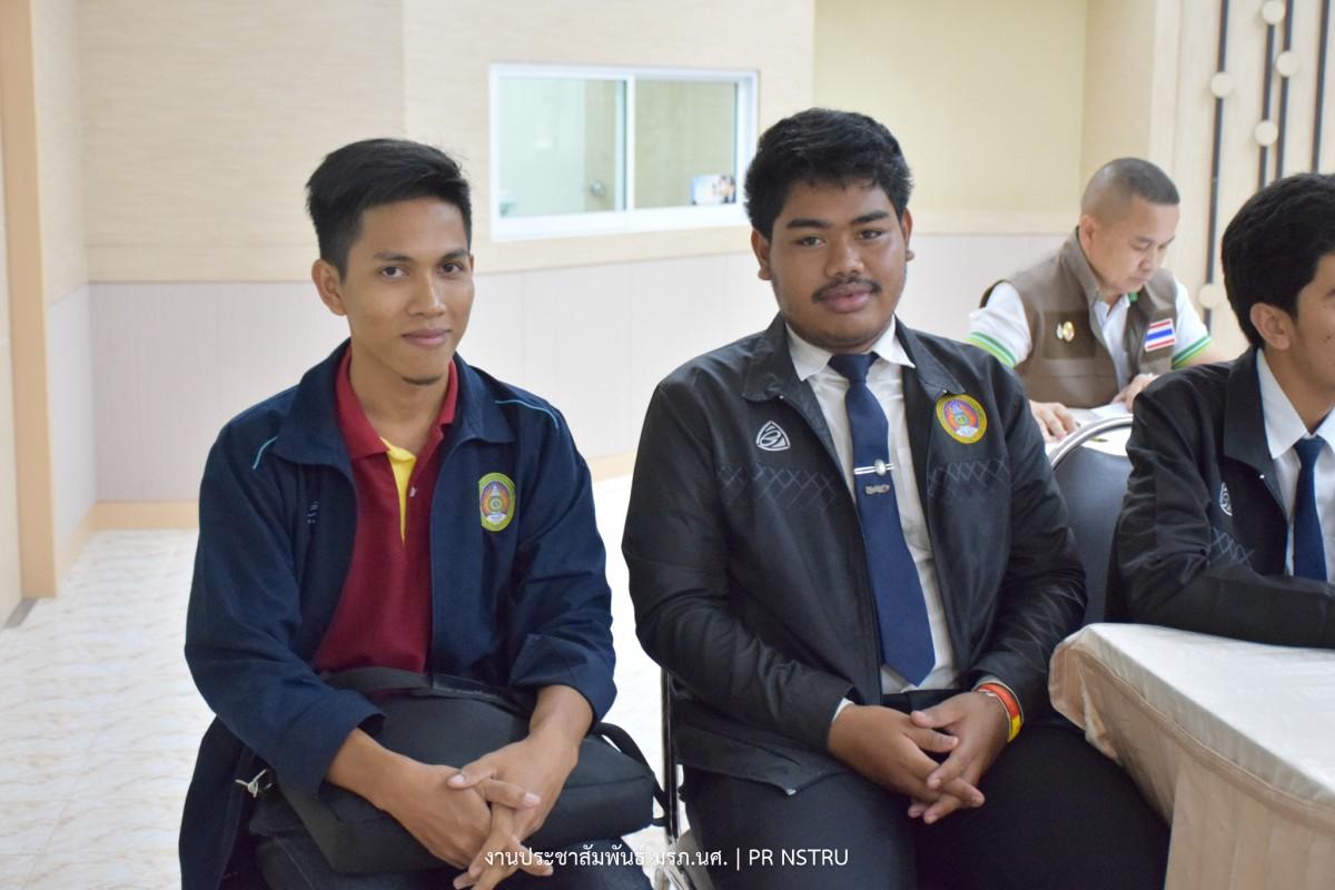 การประชุมเพื่อปรึกษาหารือข้อราชการและรับฟังความเห็นของนักศึกษา ภาคเรียนที่ 1/2562-5