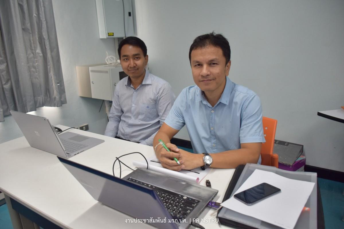 การประชุมเชิงปฏิบัติการ การเชื่อมโยงระบบสารสนเทศการรับทราบหลักสูตรระดับอุดมศึกษา (CHE Curriculum Online) วันแรก-5