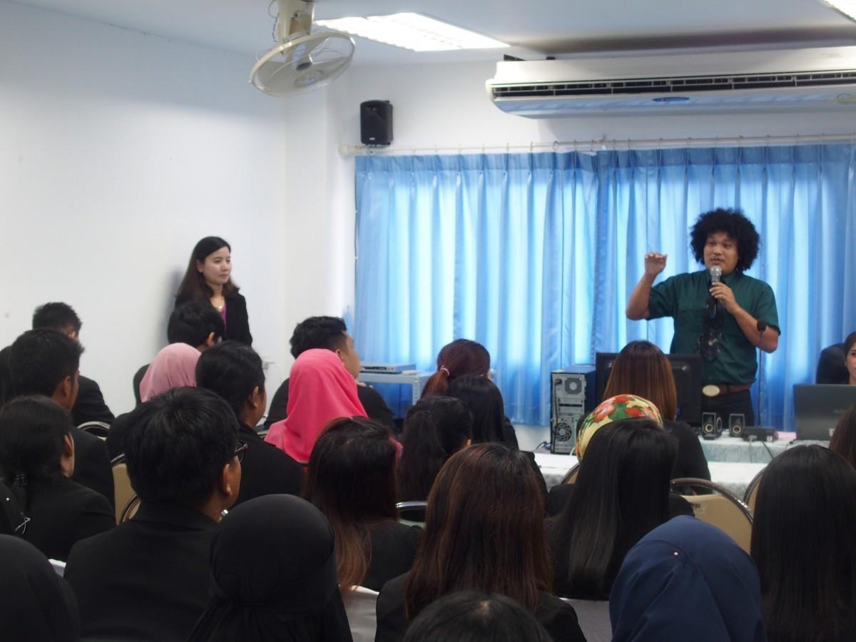 รร.สาธิต มรภ.นศ. ให้การต้อนรับคณะศึกษาดูงาน นักศึกษาหลักสูตรประกาศนียบัตรบัณฑิตวิชาชีพครู รุ่น 2562 มหาวิทยาลัยหาดใหญ่-1