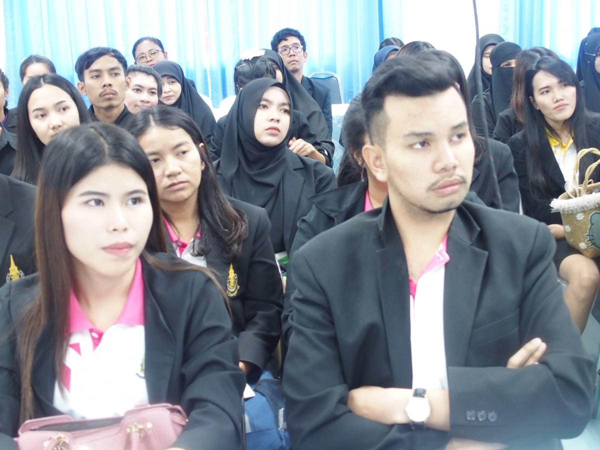 รร.สาธิต มรภ.นศ. ให้การต้อนรับคณะศึกษาดูงาน นักศึกษาหลักสูตรประกาศนียบัตรบัณฑิตวิชาชีพครู รุ่น 2562 มหาวิทยาลัยหาดใหญ่-5