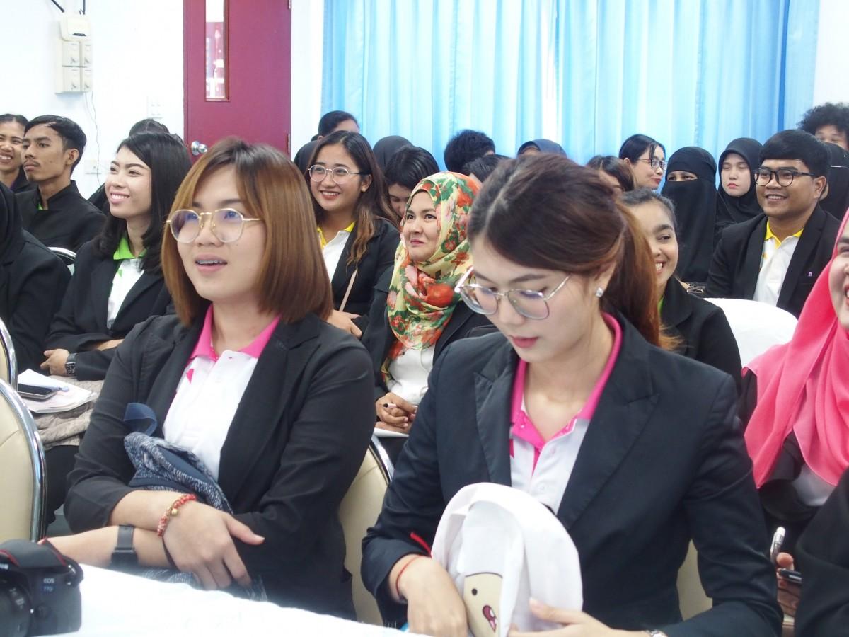 รร.สาธิต มรภ.นศ. ให้การต้อนรับคณะศึกษาดูงาน นักศึกษาหลักสูตรประกาศนียบัตรบัณฑิตวิชาชีพครู รุ่น 2562 มหาวิทยาลัยหาดใหญ่-10