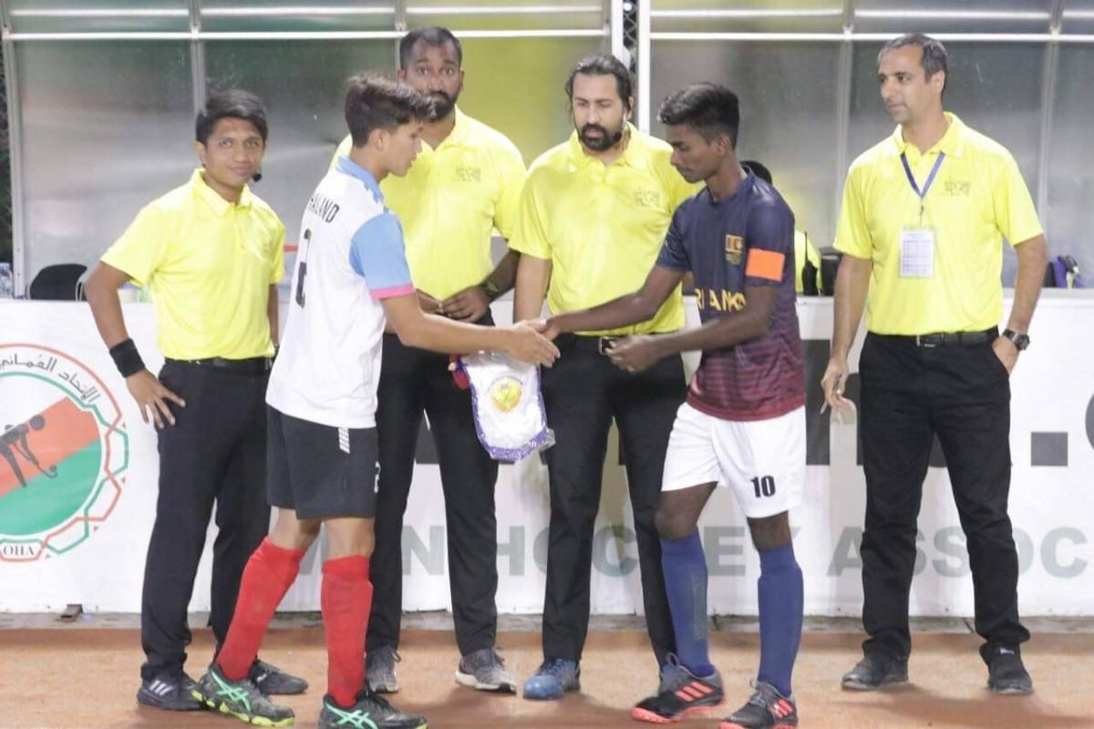 นักศึกษา ม.ราชภัฏนครฯ ได้รับรางวัลนักกีฬายอดเยี่ยม ในการแข่งขันรายการ Men's Hockey Junior AHF Cup ประเทศโอมาน-11