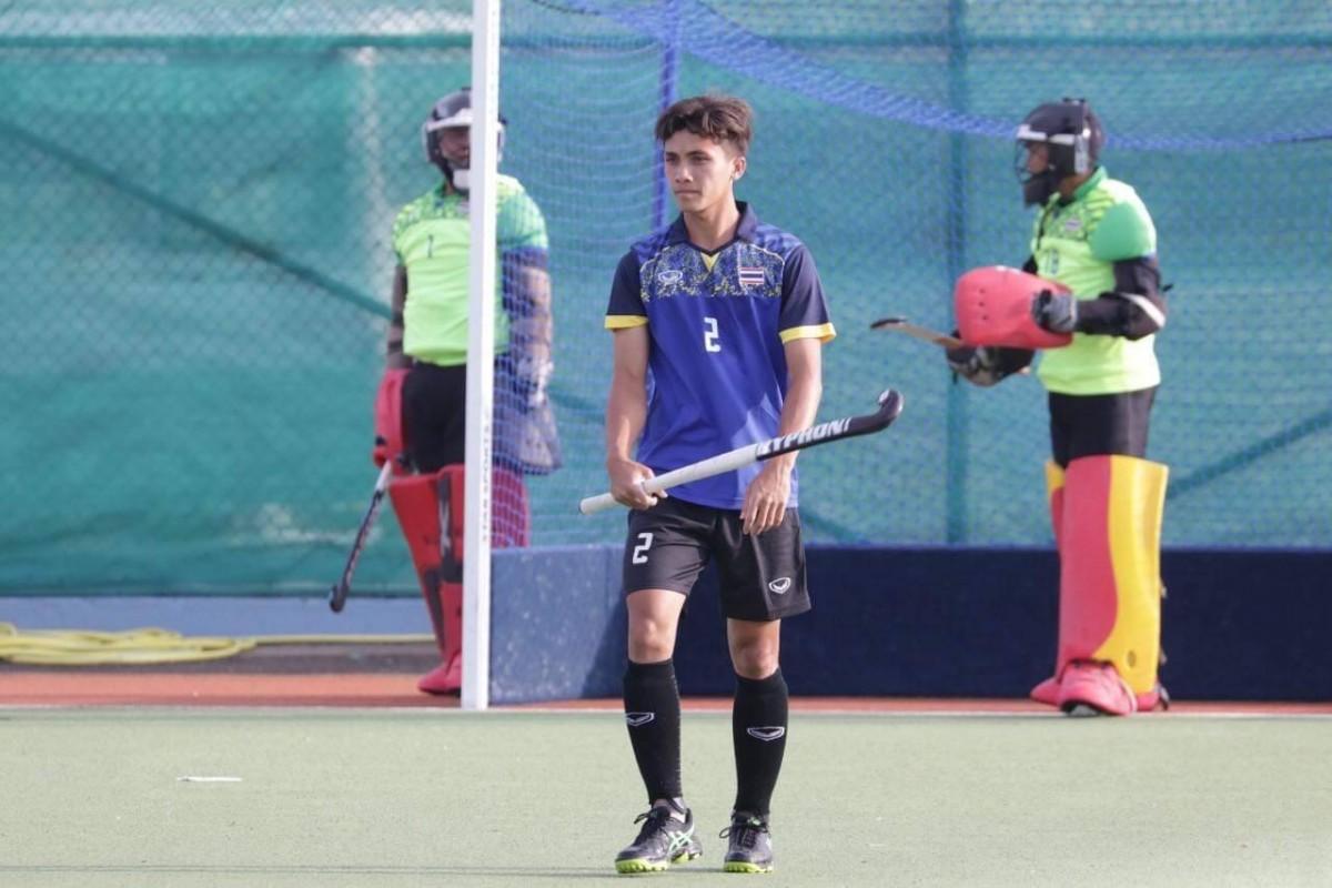 นักศึกษา ม.ราชภัฏนครฯ ได้รับรางวัลนักกีฬายอดเยี่ยม ในการแข่งขันรายการ Men's Hockey Junior AHF Cup ประเทศโอมาน-9