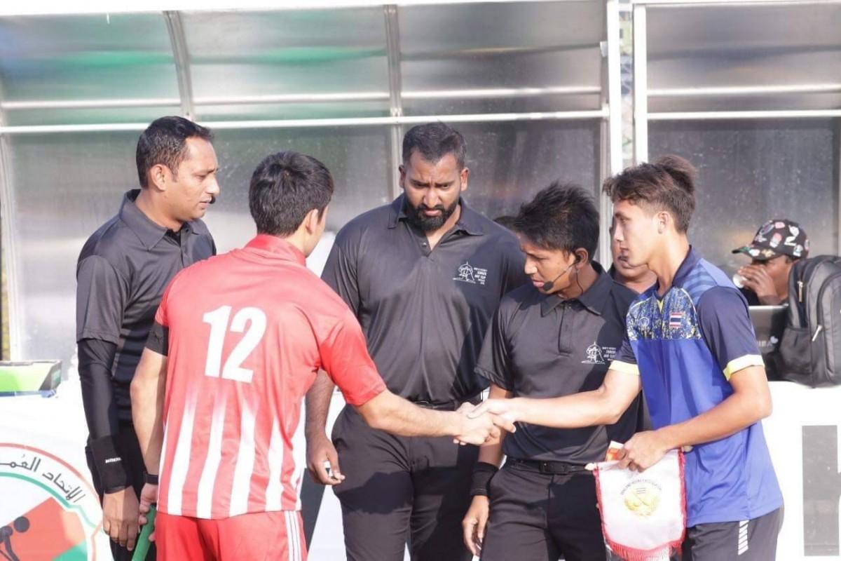 นักศึกษา ม.ราชภัฏนครฯ ได้รับรางวัลนักกีฬายอดเยี่ยม ในการแข่งขันรายการ Men's Hockey Junior AHF Cup ประเทศโอมาน-3