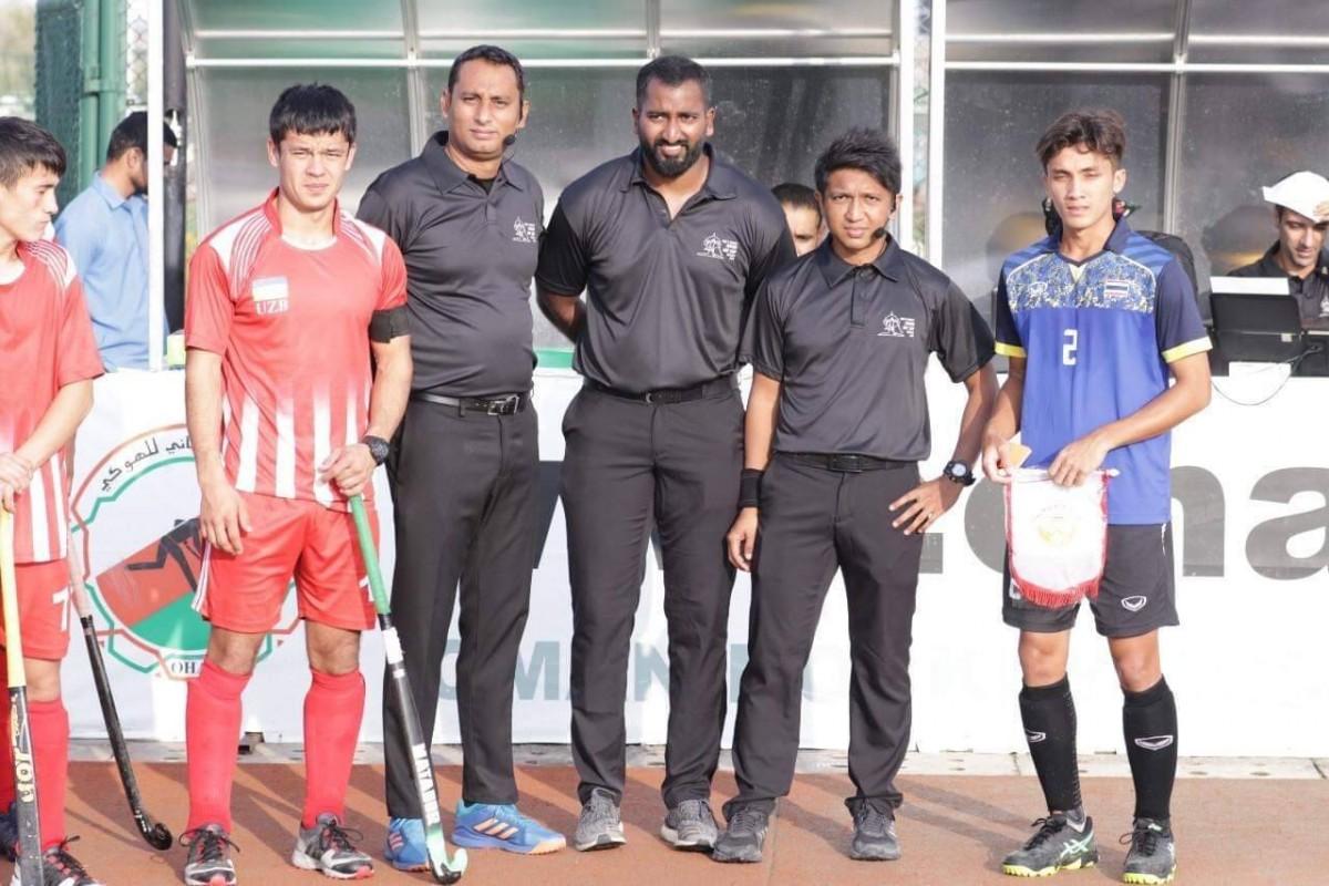 นักศึกษา ม.ราชภัฏนครฯ ได้รับรางวัลนักกีฬายอดเยี่ยม ในการแข่งขันรายการ Men's Hockey Junior AHF Cup ประเทศโอมาน-8