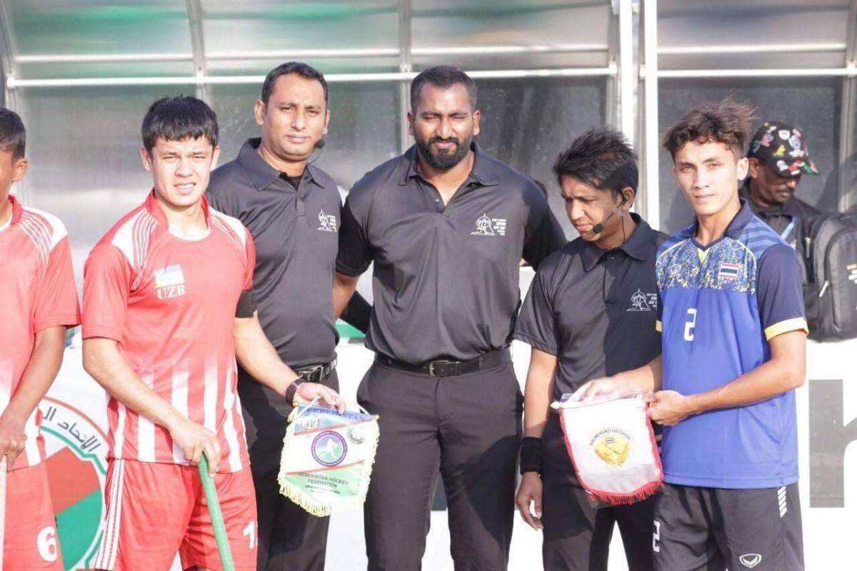 นักศึกษา ม.ราชภัฏนครฯ ได้รับรางวัลนักกีฬายอดเยี่ยม ในการแข่งขันรายการ Men's Hockey Junior AHF Cup ประเทศโอมาน-7