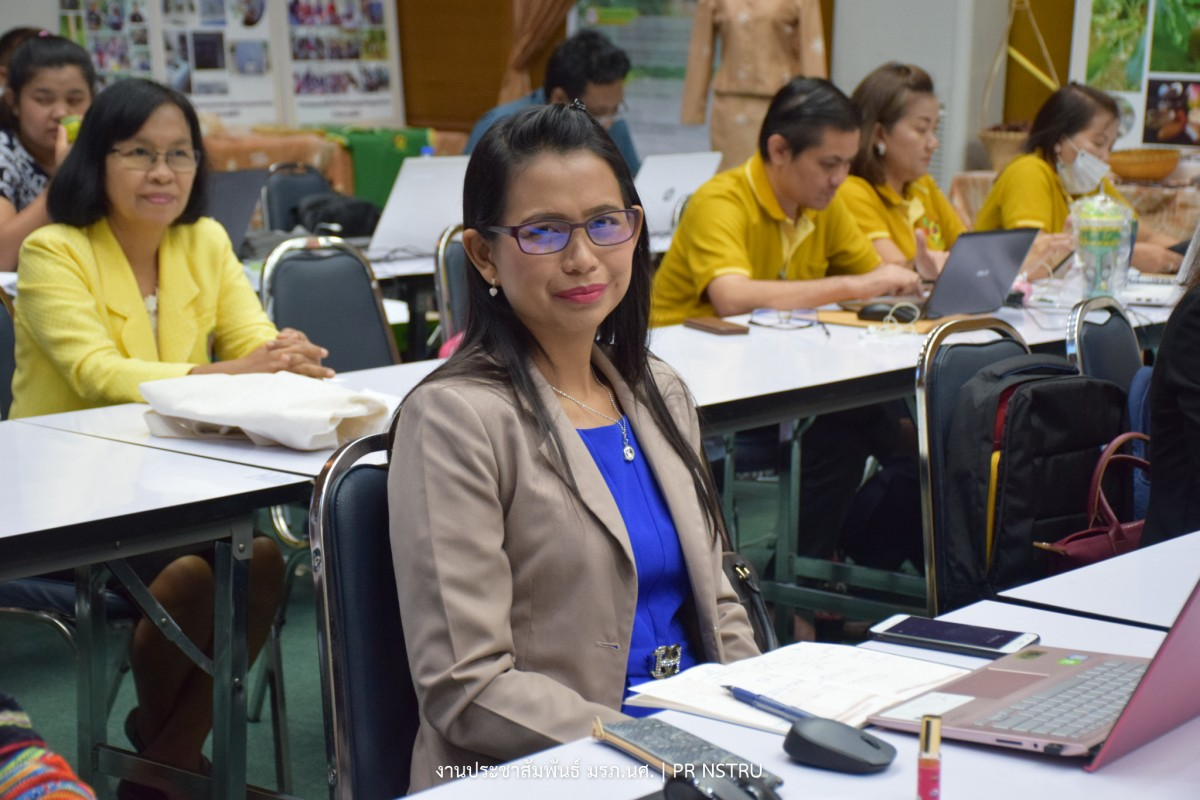 สวพ.จัดการนำเสนอผลการดำเนินงานระยะรอบ 12 เดือน โครงการวิจัยท้าทายไทย ปีที 2-2
