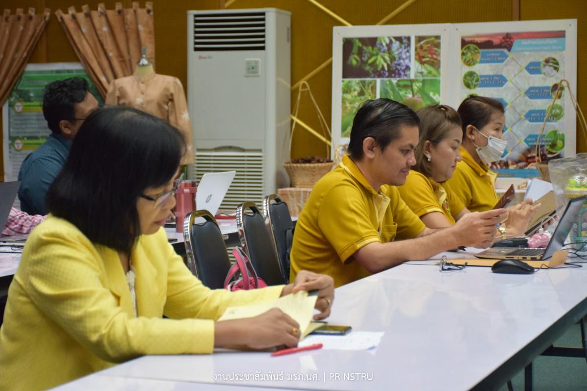 สวพ.จัดการนำเสนอผลการดำเนินงานระยะรอบ 12 เดือน โครงการวิจัยท้าทายไทย ปีที 2-6