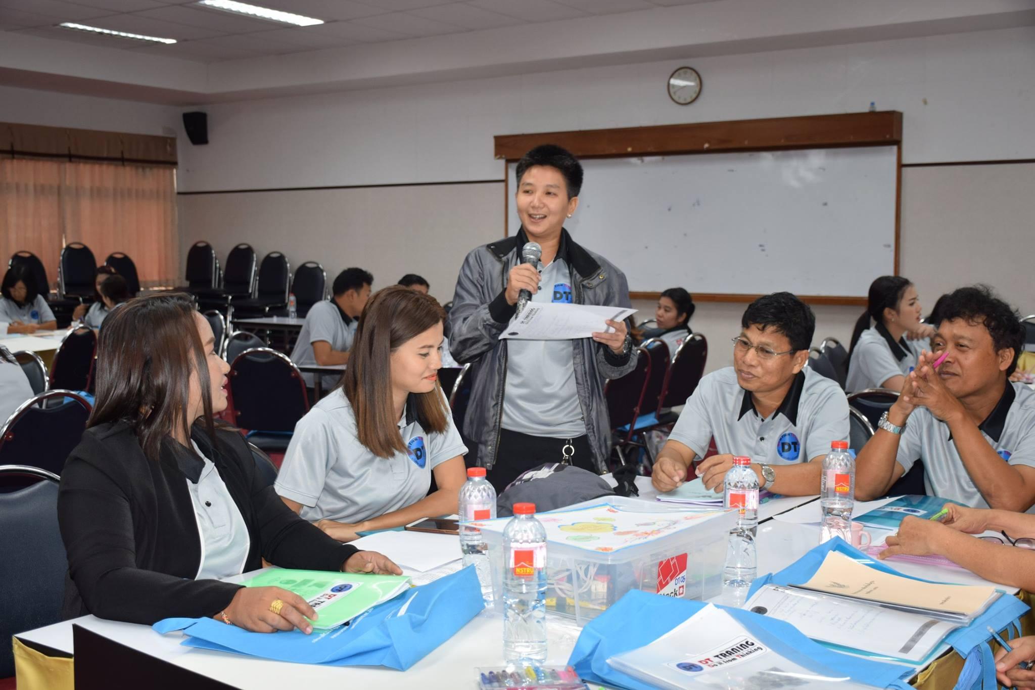 เทคโนฯ ร่วมจัดอบรมโครงการพัฒนาครู-8