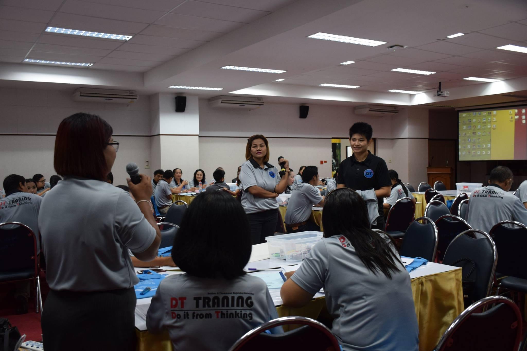 เทคโนฯ ร่วมจัดอบรมโครงการพัฒนาครู-7