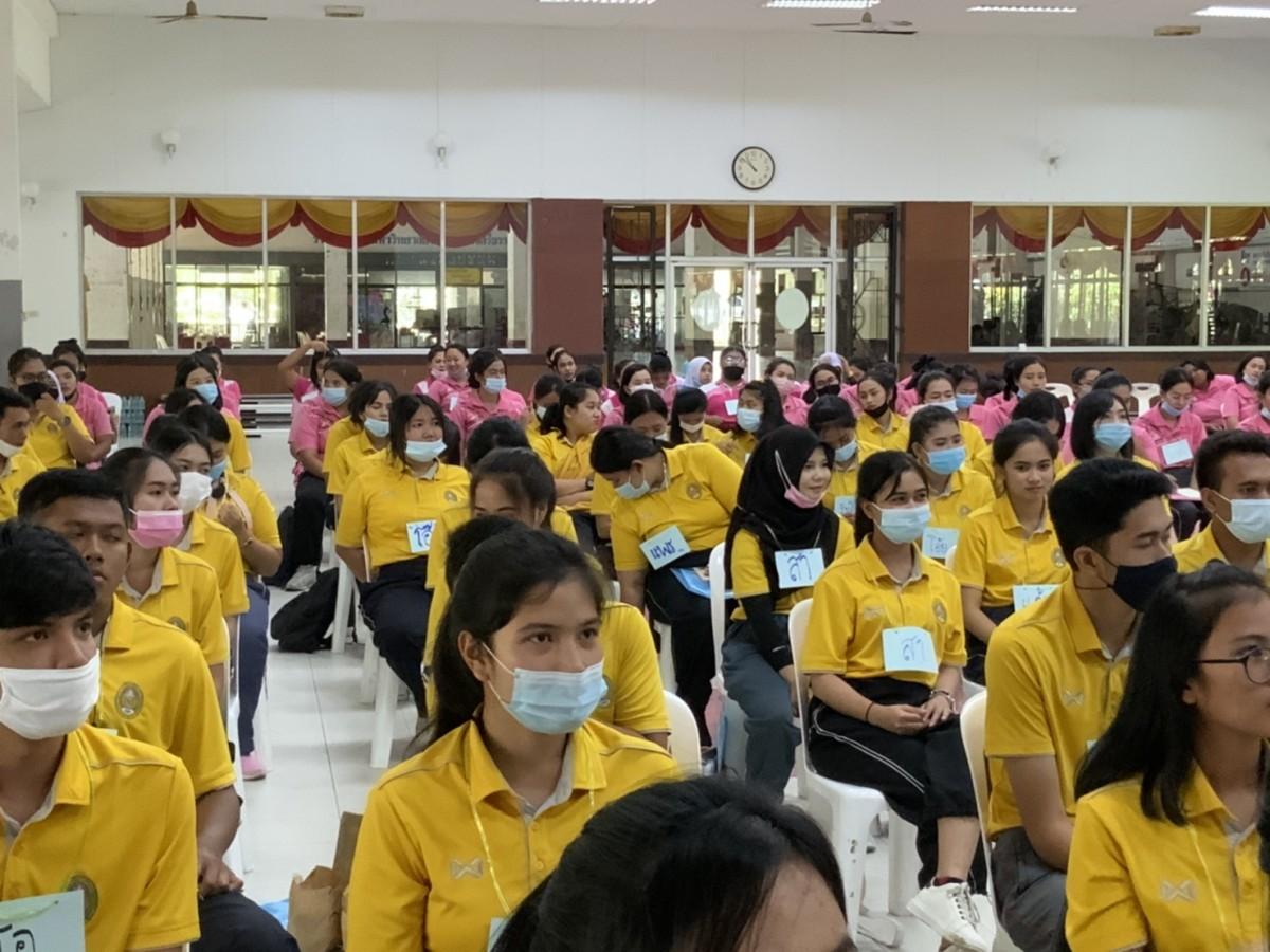 คณะครุศาสตร์ จัดสัมมนานักศึกษาระหว่างปฏิบัติงานวิชาชีพครูในสถานศึกษา 1 และ 2 ภาคการศึกษาที่ 1 ประจำปีการศึกษา 2563-3