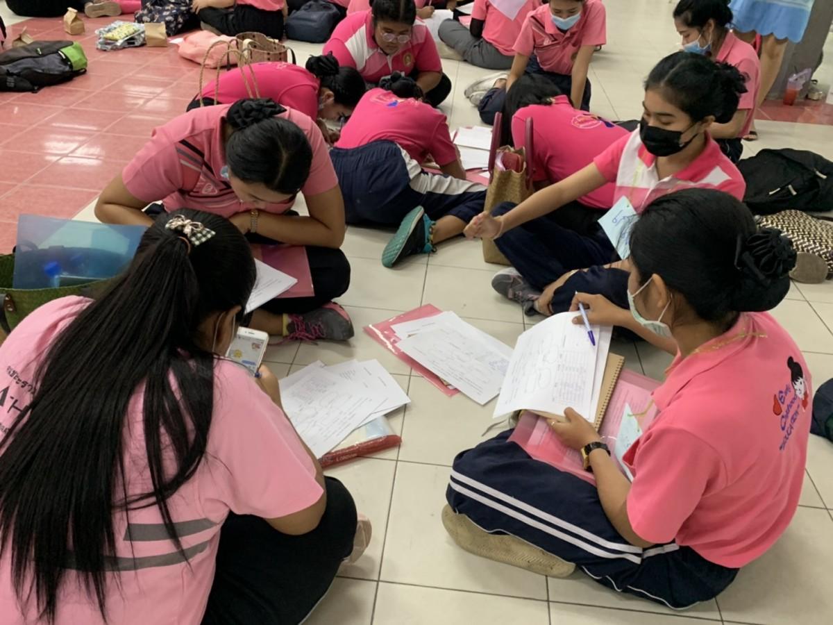 คณะครุศาสตร์ จัดสัมมนานักศึกษาระหว่างปฏิบัติงานวิชาชีพครูในสถานศึกษา 1 และ 2 ภาคการศึกษาที่ 1 ประจำปีการศึกษา 2563-6