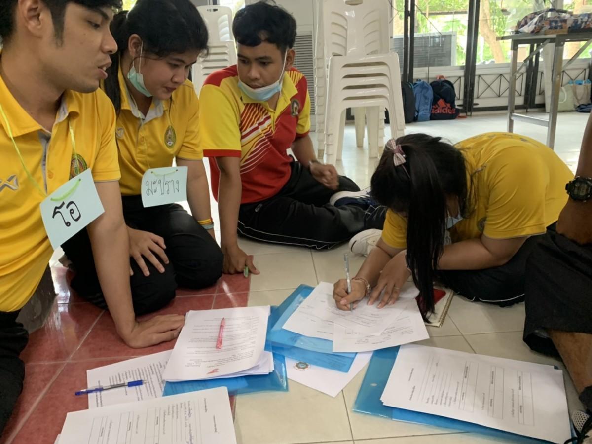 คณะครุศาสตร์ จัดสัมมนานักศึกษาระหว่างปฏิบัติงานวิชาชีพครูในสถานศึกษา 1 และ 2 ภาคการศึกษาที่ 1 ประจำปีการศึกษา 2563-11