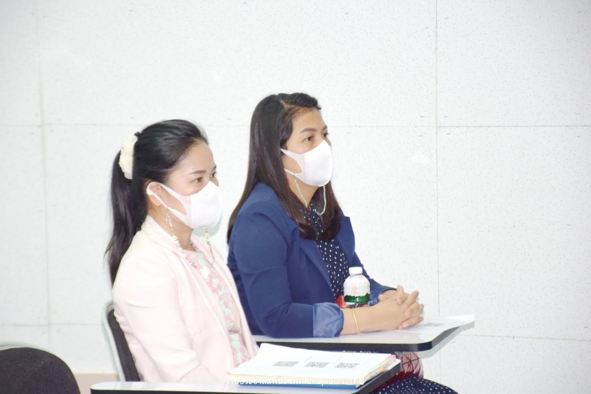 อบรมหลักจริยธรรมการวิจัยในคนด้านสังคมและพฤติกรรมศาสตร์ รุ่นที่ 1/2564-8