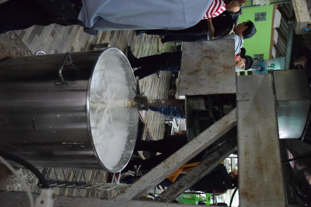 ม.ราชภัฏนครฯ จัดเสวนาวิเคราะห์และแก้ไขปัญหากระบวนผลิตหมอนยางพารา-6