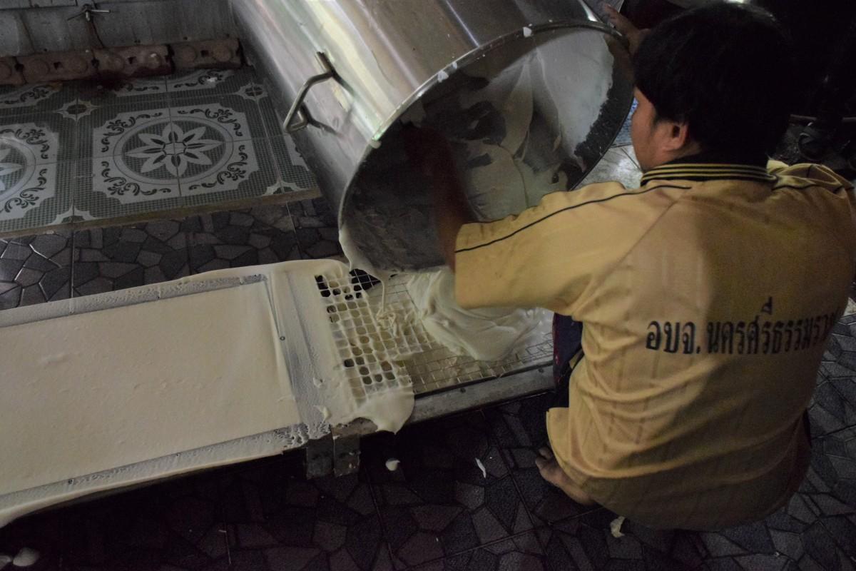 ม.ราชภัฏนครฯ จัดเสวนาวิเคราะห์และแก้ไขปัญหากระบวนผลิตหมอนยางพารา-3