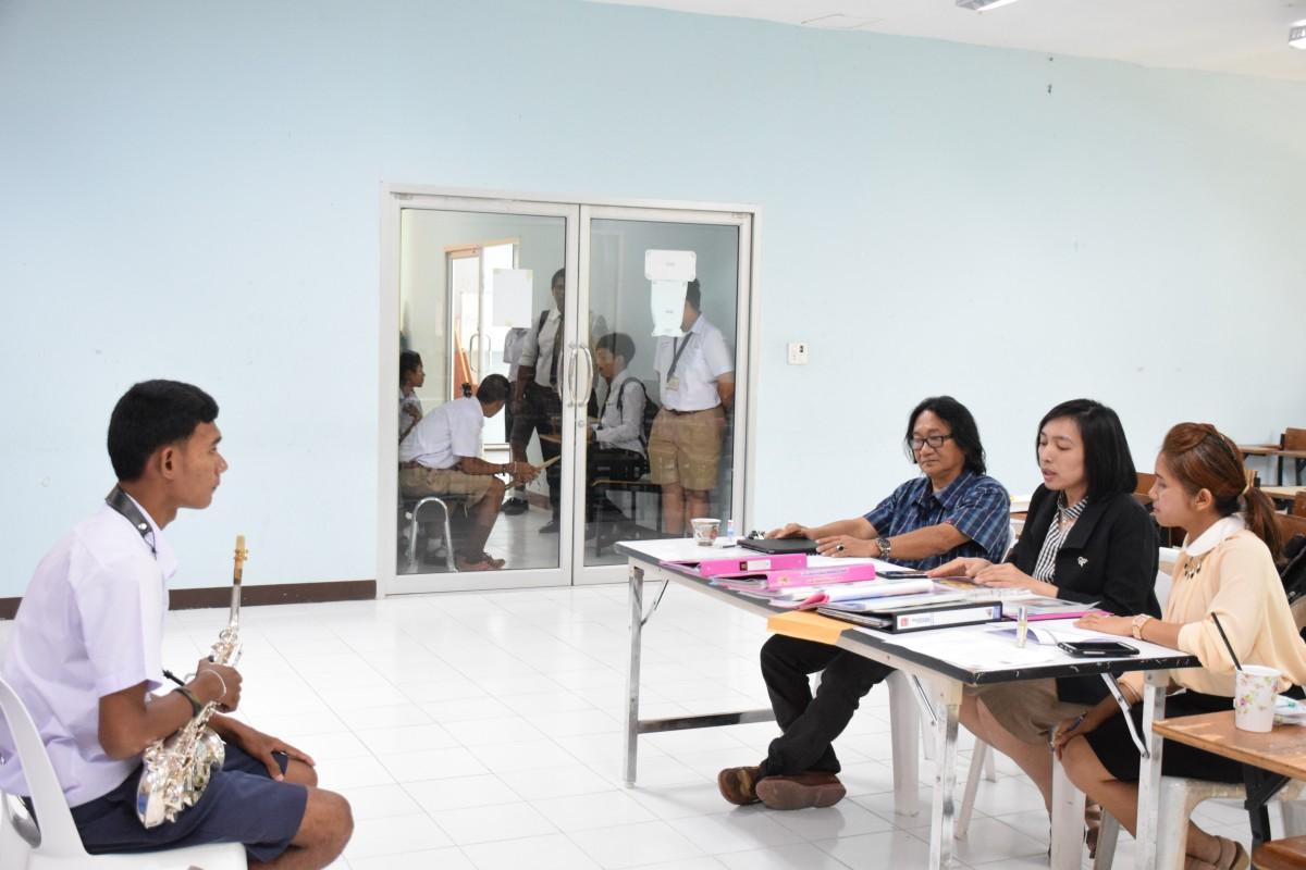 มรภ.นศ. จัดสอบสัมภาษณ์นักศึกษาภาคปกติ รอบที่ 1 Portfolio ครั้งที่ 1/2-0