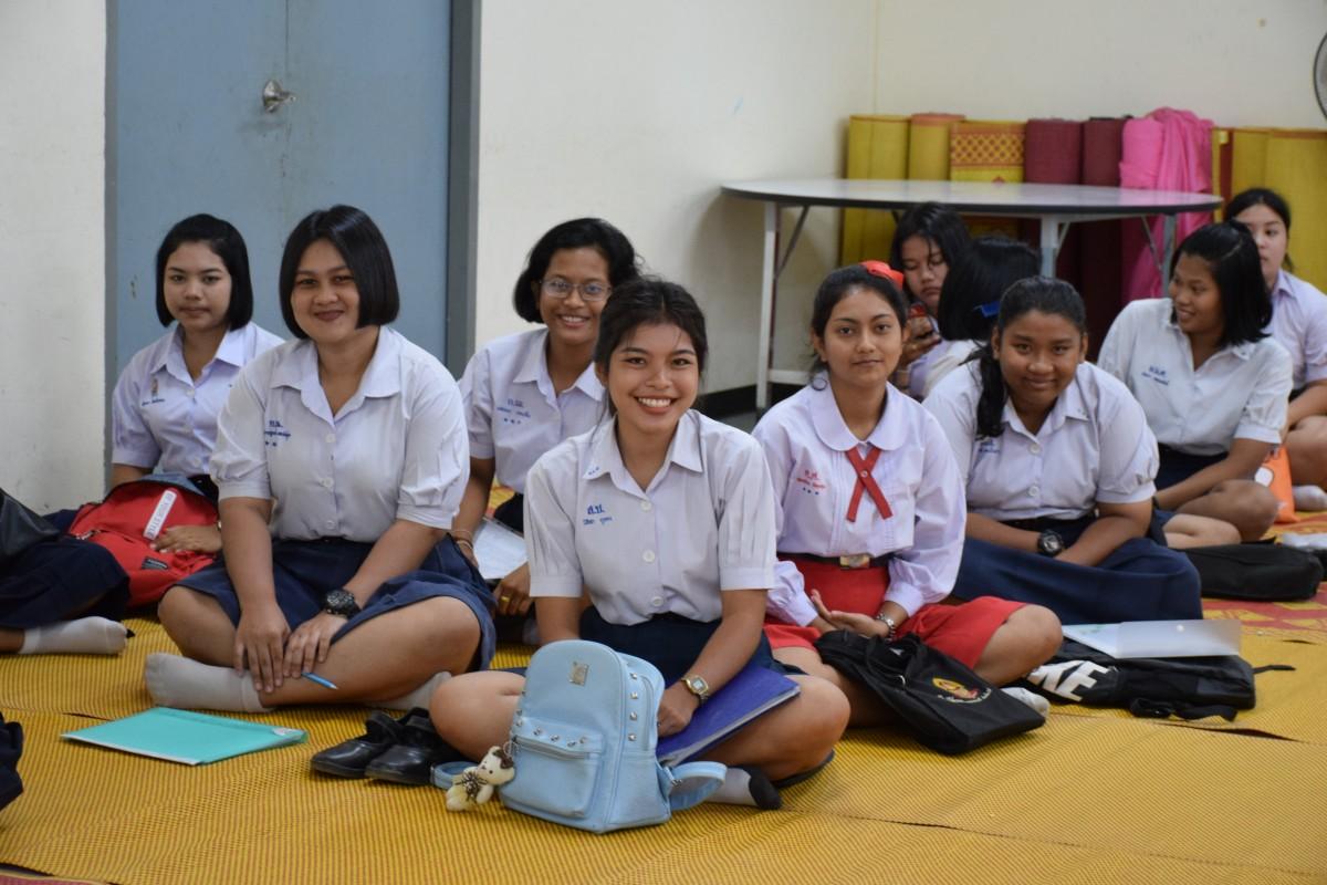 มรภ.นศ. จัดสอบสัมภาษณ์นักศึกษาภาคปกติ รอบที่ 1 Portfolio ครั้งที่ 1/2-11