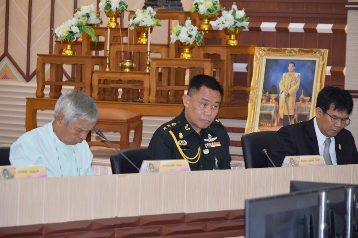 ม.ราชภัฏนครฯ จัดประชุมกรรมการส่งเสริมกิจการมหาวิทยาลัย ครั้งที่ 1/2561-0