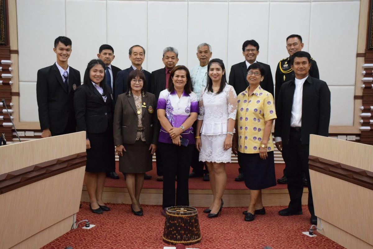 ม.ราชภัฏนครฯ จัดประชุมกรรมการส่งเสริมกิจการมหาวิทยาลัย ครั้งที่ 1/2561-1