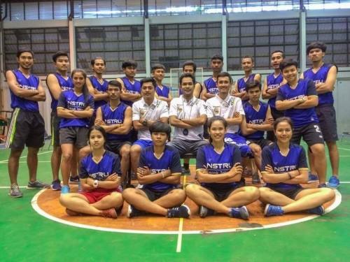 """อัพเดทผลการแข่งขันกีฬามหาวิทยาลัยแห่งประเทศไทย ครั้งที่ 46 รอบคัดเลือกกลุ่มภาคใต้ """"สารสินเกมส์"""" (วันที่ 16 พ.ย. 61)"""