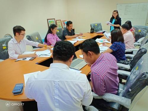 คณะวิทยาการจัดการ ร่วมกับ ศูนย์สืบสานงานพระราชดำริและพัฒนาเศรษฐกิจฐานราก ประชุมคณะกรรมการบูรการพัฒนา ปรับปรุงตัวชีวัด กิจกรรม โครงการ ยกระดับผลิตภัณฑ์ชุมชน OTOP