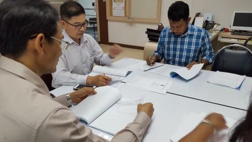 มรภ. นศ. จัดประชุมนำเสนอแผนการพัฒนาโรงเรียนสาธิต มหาวิทยาลัยราชภัฏนครศรีธรรมราช