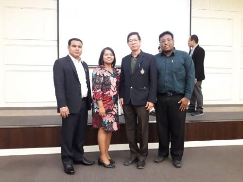 NSTRU administrators attend C-RSPG Network Workshop of upper south