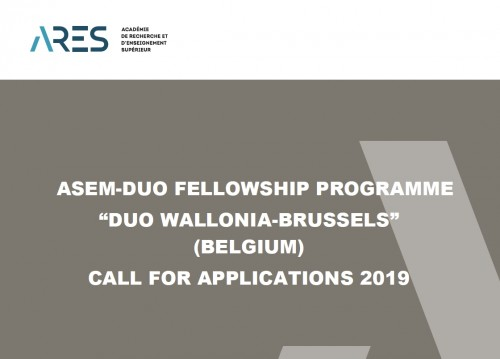 DUO-Belgium/Wallonia-Brussels - ASEM-DUO