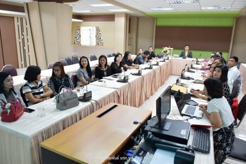 ศูนย์ภาษา จัดประชุมขับเคลื่อนการพัฒนาความสามารถภาษาอังกฤษของนักศึกษาโดยใช้กรอบมาตรฐาน CEFR เป็นฐาน