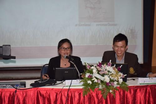 """กิจกรรมโครงการรักษ์ภาษาไทย โดยการจัดอบรมเชิงปฏิบัติการ  เรื่อง """"การเขียนเชิงสร้างสรรค์และวันภาษาไทยแห่งชาติ"""", วันที่ 29 กรกฎาคม 2559"""