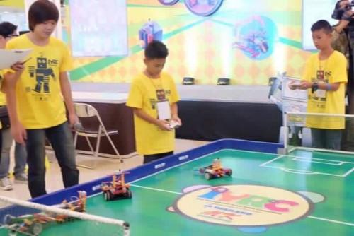 นักเรียนโรงเรียนสาธิต ม.ราชภัฏนครฯ เป็นตัวแทนประเทศไทยเข้าร่วมการแข่งขัน   IYRC  2016  ณ เมืองแทจอน ประเทศเกาหลีใต้